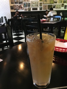 Half & half (lemonade + sweet tea)