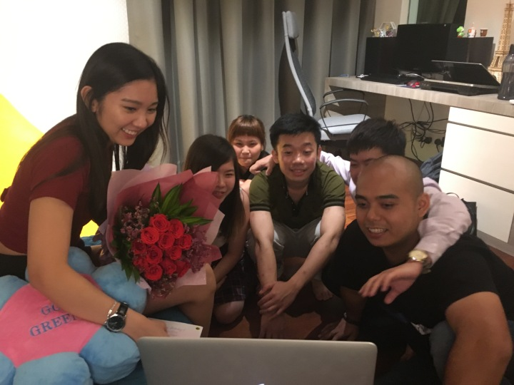 Pui Kuan's Birthday Suprise || ShuYi