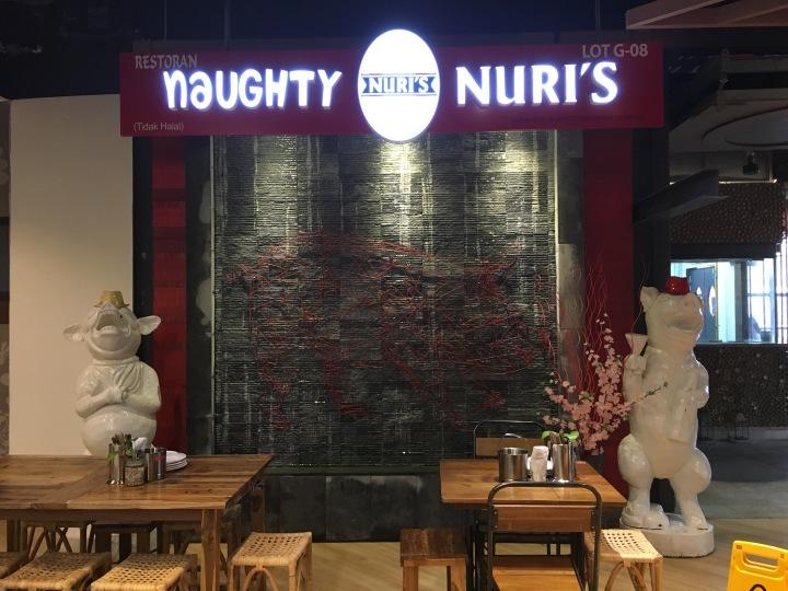 Naughty Nuri @ SS15 || Shu Yi'sreview