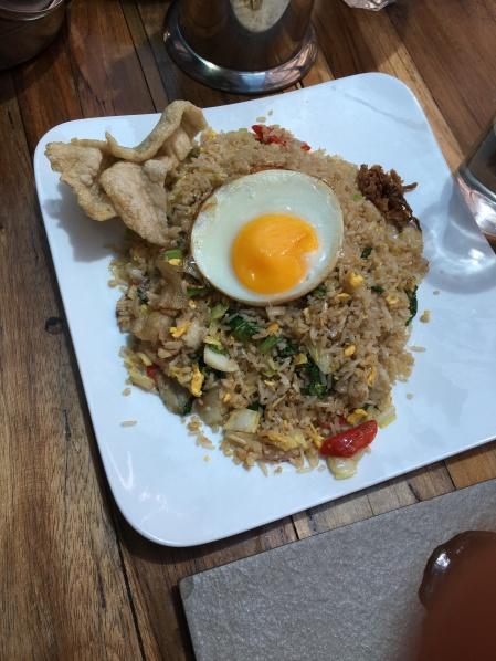 Indonesian Style Nasi Goreng