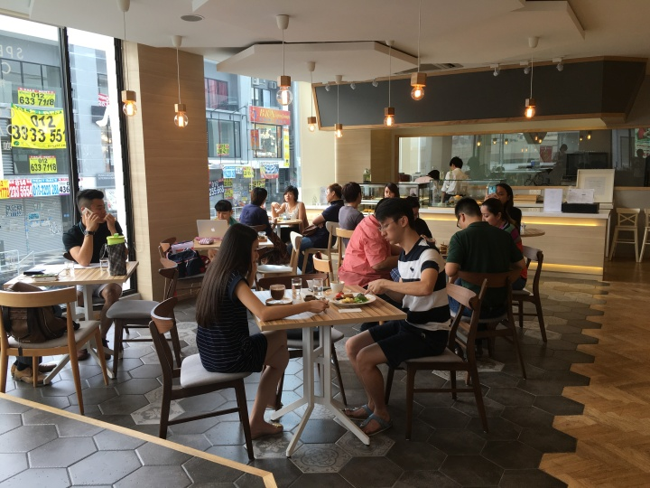 Stage Cafe @ Mahkota Cheras || Shu Yi'sreview