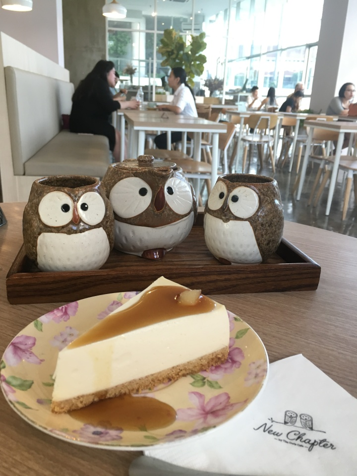 New Chapter by Owl Cafe @ Bukit Jalil || Shu Yi's review