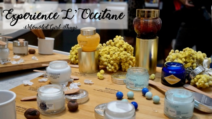Experience L'Occitane 2018 at Mid Valley || Shu Yi