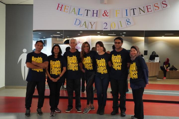 Health & Fitness Day 2018 @ Menara Maxis, KL || ShuYi