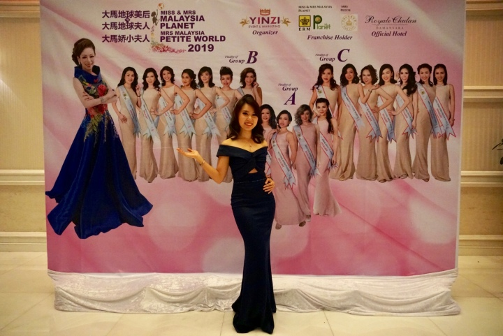 Beauty Pageant 2019 – Ms & Mrs Malaysia Planet and Mrs Malaysia Petite World || Shu Yi