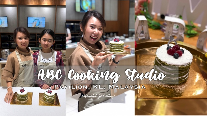 ABC Cooking Studio Trial Class Experience || Shu Yi
