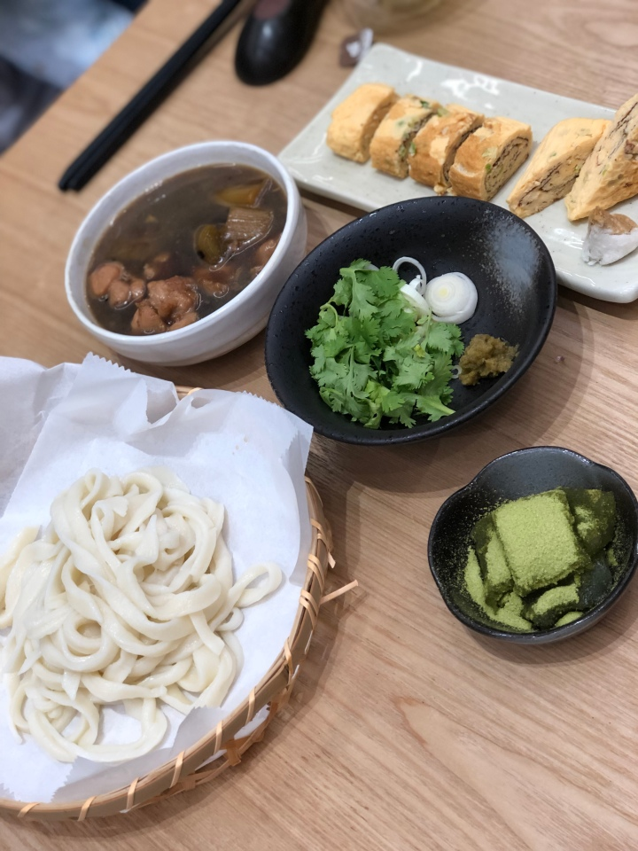 Homemade Udon @ ABC Cooking Studio || Shu Yi
