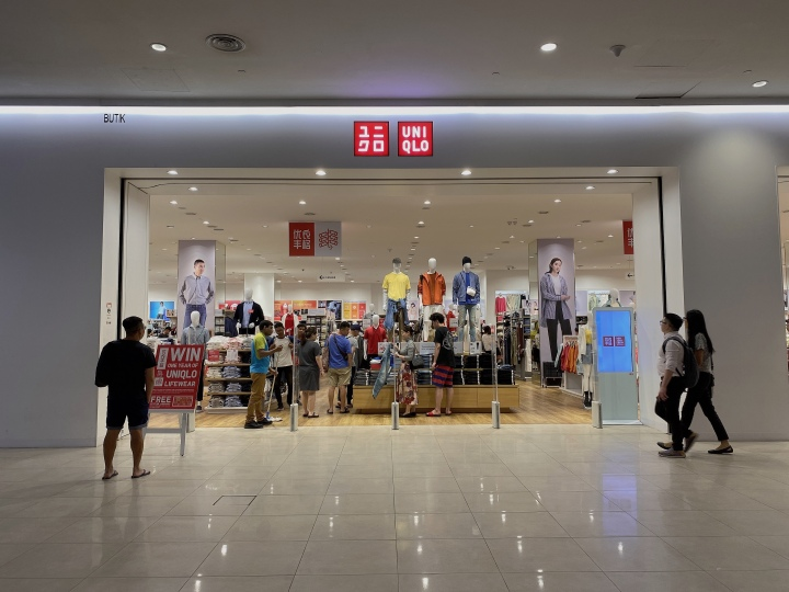 Last Minute CNY2020 Shopping @ Uniqlo Sunway Velocity